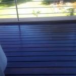 Vinelle flooring wooden decks